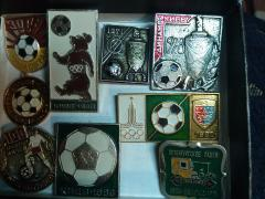 Badges of clubs