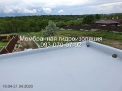 Membrane roofing device in Nikopol