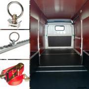 Обшивка, утепление грузового салона микроавтобуса (всех марок)
