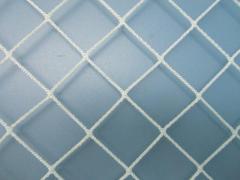 Protective sports nylon mesh
