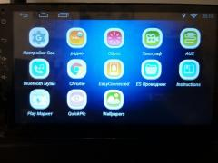 Radio 2din Pioneer Pi-707 Android GPS + WiFi + 4Ядра +16GB