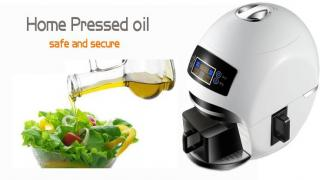 Screw oil press for kitchen KM