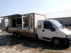 Sell Food Truck cuisine and a business on wheels