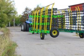 Train-harrow Zubov BSN-21 new