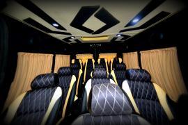 Тюнинг Внутренний Переоборудование обшивка Volkswagen Crafter LT фольксваген крате