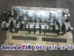 Used DAF XF 95 crankshaft